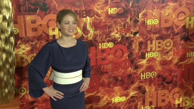 erika christensen at the 2015 hbo emmy after party at the plaza at the pacific design center on september 20, 2015 in los angeles, california. - pacific design center stock videos & royalty-free footage