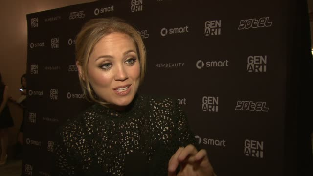 Erika Christensen Hosts Gen Art Fresh Faces in Fashion Presented by smart car New York NY United States 9/9/11