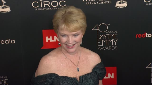 Erika Slezak at The 40th Annual Daytime Emmy Awards on 6/16/13 in Los Angeles CA