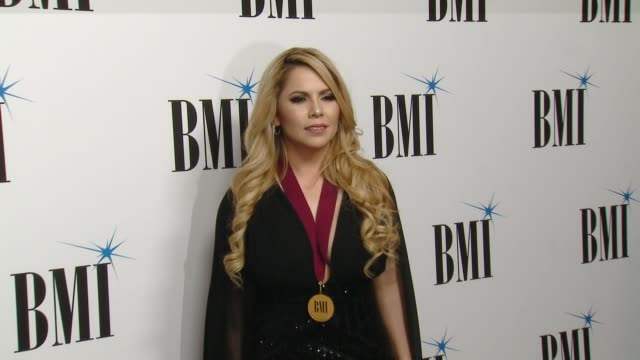 erika vidrio at bmi latin awards 2019 at the beverly wilshire four seasons hotel on march 19 2019 in beverly hills california - television show stock videos & royalty-free footage