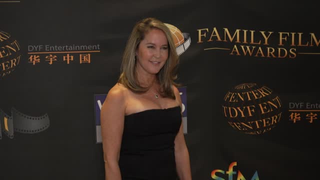 erin murphy at the 24th family film awards at hilton los angeles/universal city on march 24, 2021 in universal city, california. - universal city stock videos & royalty-free footage