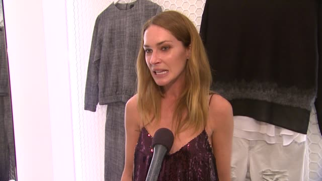 INTERVIEW Erin Wasson on Topshop Holiday plans Topshop Celebrates the Holidays at The Grove with a Special Performance by Natalia Kills on 11/02/13...
