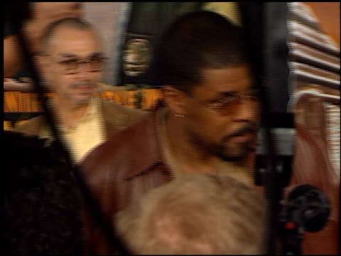 eriq lasalle at the showtime at grauman's chinese theatre in hollywood, california on march 11, 2002. - showtime video stock e b–roll