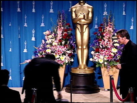 Ernest Lehman at the 2001 Academy Awards at the Shrine Auditorium in Los Angeles California on March 25 2001