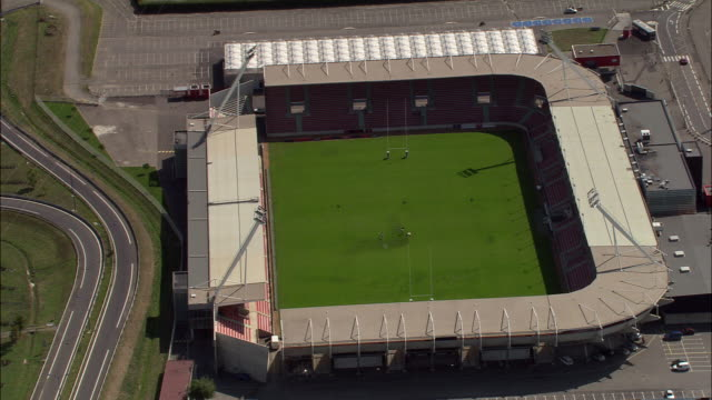 ernest wallon stadium - toulouse stock videos & royalty-free footage