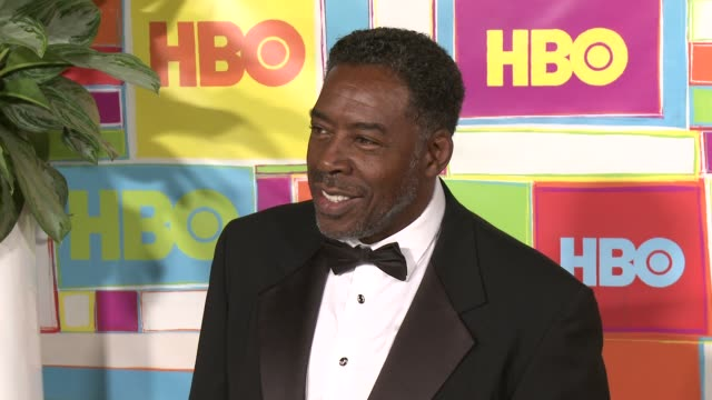 vídeos y material grabado en eventos de stock de ernie hudson at hbo's official 2014 emmy after party at the plaza at the pacific design center on august 25 2014 in los angeles california - premios emmy