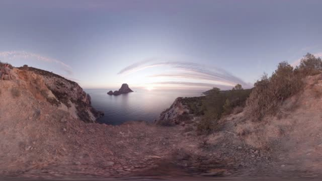 es vedra in ibiza - balearic islands stock videos and b-roll footage