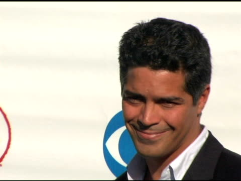 esai morales at the 2004 latin grammy awards arrivals at the shrine auditorium in los angeles, california on september 1, 2004. - latin grammy awards stock videos & royalty-free footage
