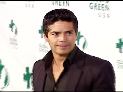 esai morales at the 3rd annual pre-oscar party hosted by global green usa on february 21, 2007. - oscar party stock videos & royalty-free footage