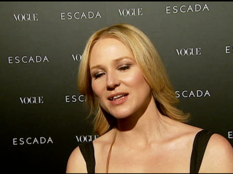 escada, hilary swank and vogue celebrate the grand opening of the beverly hills flagship boutique, beverly hills, ca: 5/03/07 in hollywood,... - escada stock videos & royalty-free footage