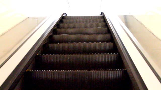 "Escalator ""seamless loop"" HD format."