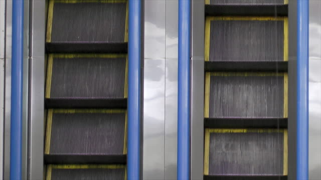 ha , escalator, tokyo, japan - escalator stock videos & royalty-free footage