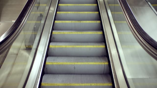 escalator - steep stock videos & royalty-free footage
