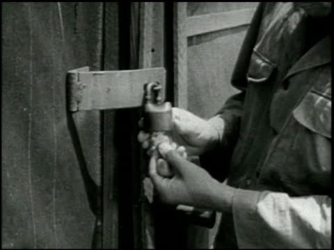 escape (reels 4 and 5) - 1 of 18 - prisoner of war stock videos & royalty-free footage