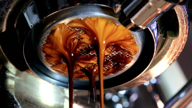 espresso coffee - espresso stock videos & royalty-free footage