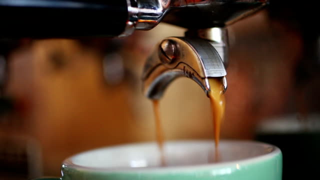 espresso machine - italy stock videos & royalty-free footage
