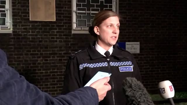 "essex police chief superintendent tracey harman police tells a press conference that officers are searching for a 51-year-old man over a ""deliberate""... - boys stock videos & royalty-free footage"