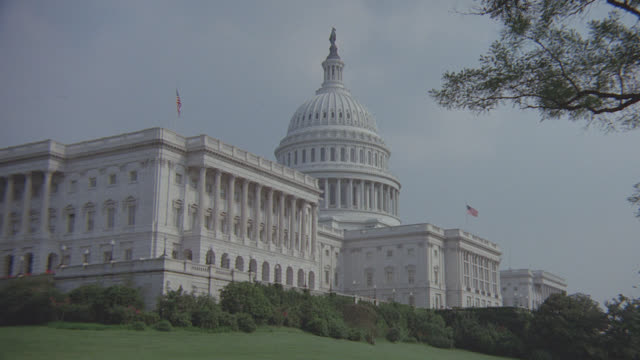 est. capitol building - geographical locations stock videos & royalty-free footage