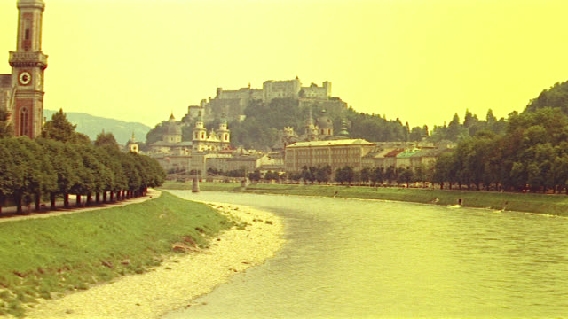 est. salzburg, austria - austria stock videos & royalty-free footage