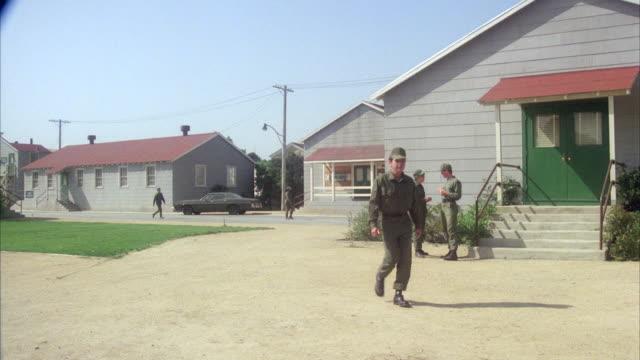 MS PAN Establish recreation hall at military base
