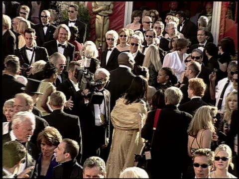 Establishing at the 2000 Academy Awards at the Shrine Auditorium in Los Angeles California on March 26 2000