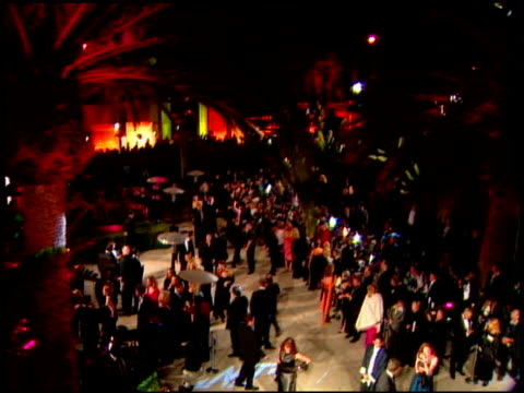 establishing at the 2000 academy awards vanity fair party at mortons in west hollywood california on march 26 2000 - vanity fair oscar party stock videos & royalty-free footage