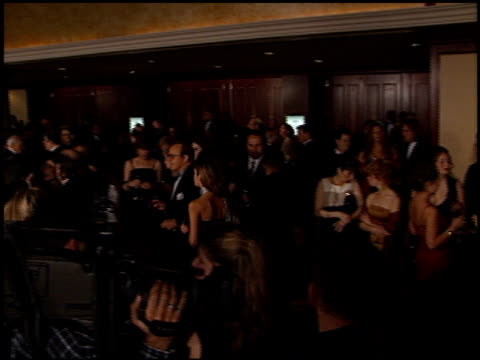 stockvideo's en b-roll-footage met establishing at the director's guild dga awards at the century plaza hotel in century city, california on march 10, 2001. - century plaza