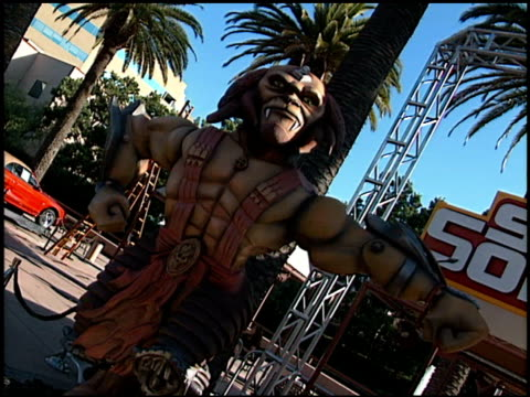 Establishing at the 'Small Soldiers' Premiere at Universal Amphitheatre in Universal City California on July 8 1998
