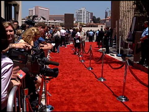 establishing at the 'star wars the phantom menace' premiere on may 16 1999 - 1999 stock videos & royalty-free footage