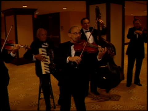 establishing at the thalians 46th annual ball at century plaza in century city california on october 13 2001 - thalians annual ball stock videos & royalty-free footage