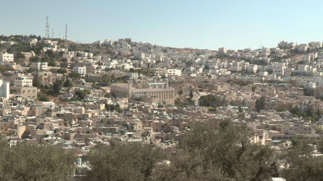 Establishing Shot, Hebron, Palestine