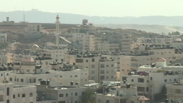 Establishing Skyline, Ramallah, Palestine