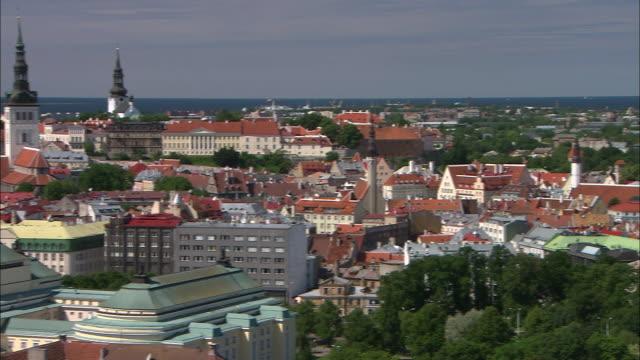 Establishing Skyling, Tallinn, Estonia