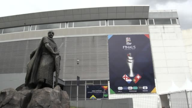 Estádio D Afonso Henriques the home of Vitoria Guimaraes will host the Nations League semifinal between England and Netherlands and the third place...