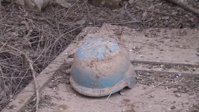 stockvideo's en b-roll-footage met este lunes se recordo el atentado suicida contra la mision de naciones unidas en bagdad en 2003 en el que fallecieron 22 personas y mas de 200... - bagdad