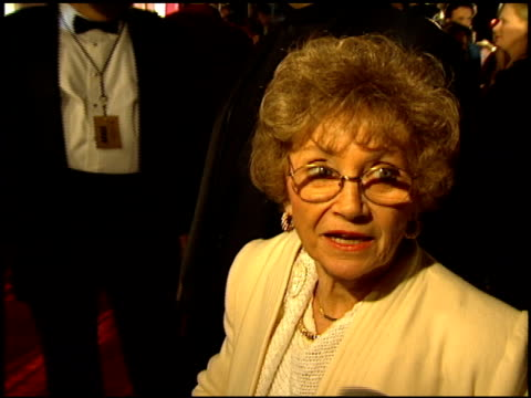 estelle getty at the comedy awards 94 at the shrine auditorium in los angeles, california on march 6, 1994. - shrine auditorium stock videos & royalty-free footage