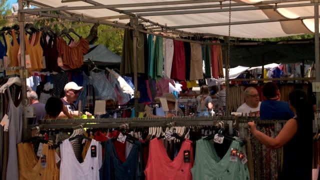 Estepona street market