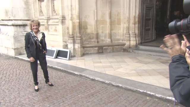 esther rantzen at westminster abbey on september 27 2016 in london england - mark wogan stock videos and b-roll footage