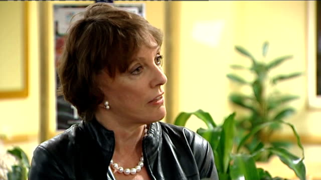 Esther Rantzen to stand as MP for Luton South photocall / press conference Esther Rantzen press conference SOT On what experience she has had...