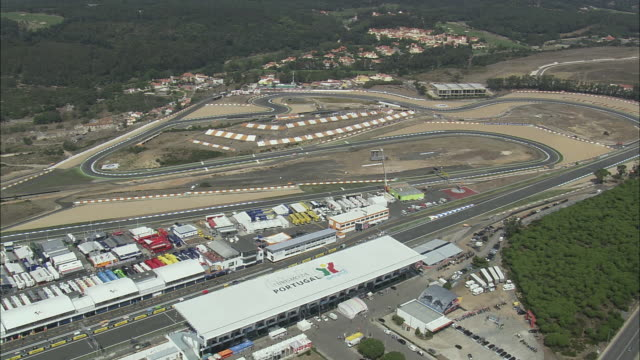 AERIAL WS Estoril race circuit / Setubal, Portugal