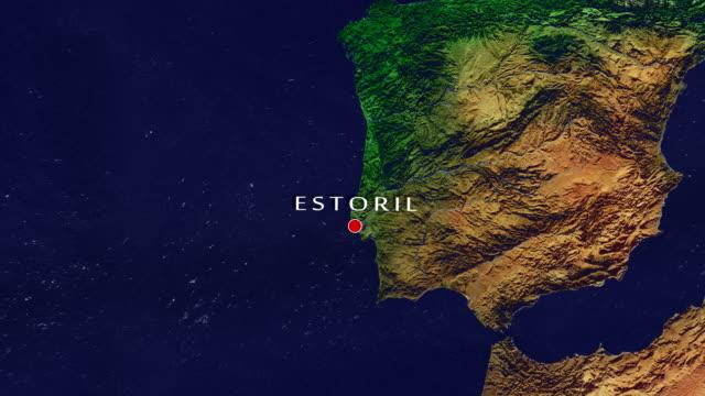エストリルのズームイン - エストリル点の映像素材/bロール