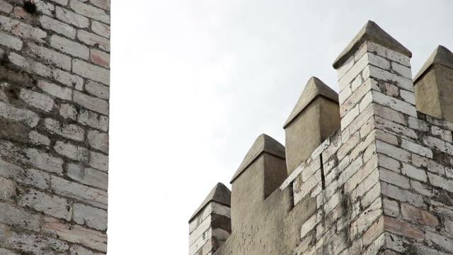 エストレモス、ポルトガル - れんが造りの家点の映像素材/bロール