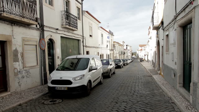 estremoz, portugal - people carrier stock videos & royalty-free footage