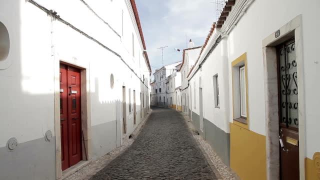 vídeos y material grabado en eventos de stock de estremoz, portugal - pasillo objeto fabricado
