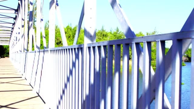 etang de sait paul bridge - reunion - saint paul stock-videos und b-roll-filmmaterial