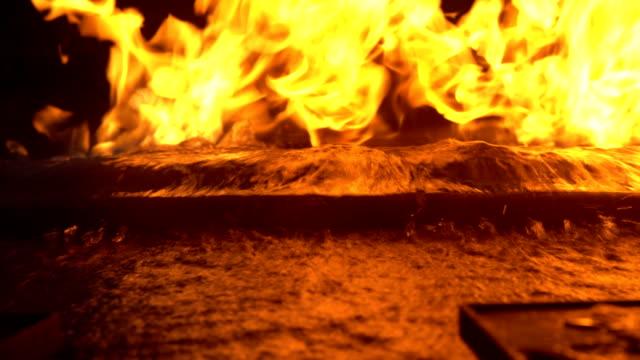 Ewige Flamme im kanadischen Parlament