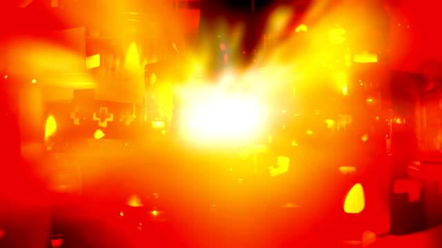 GRUSEL UND KERZEN: eternal flame-LOOP
