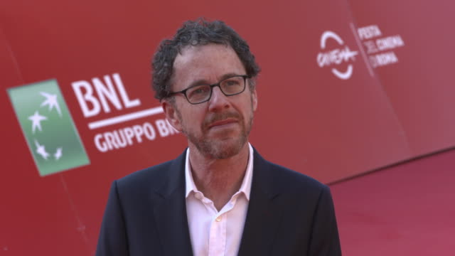 ITA: Ethan Coen Red Carpet - 14th Rome Film Fest 2019