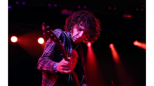 Ethan Ives of Car Seat Headrest performs onstage at Ticketmaster during the 2019 SXSW Conference and Festivals at Stubb's BarBQ on March 14 2019 in...
