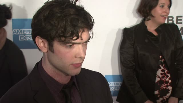 Ethan Peck at the 7th Annual Tribeca Film Festival Tennessee Premiere at Borough of Manhattan Community College / Tribeca Performing Arts in New York...
